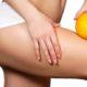 Выполнение антицеллюлитного массажа
