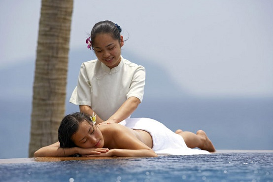 Картинка расслабляющий массаж